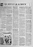 The Montana Kaimin, March 14, 1957