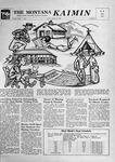 The Montana Kaimin, March 15, 1957