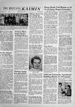 The Montana Kaimin, April 5, 1957