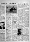 The Montana Kaimin, April 10, 1957