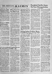 The Montana Kaimin, April 11, 1957