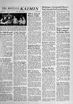 The Montana Kaimin, April 12, 1957