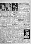 The Montana Kaimin, April 16, 1957