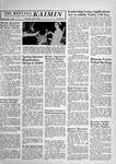 The Montana Kaimin, April 17, 1957