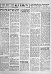 The Montana Kaimin, April 23, 1957