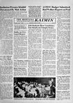 The Montana Kaimin, April 24, 1957