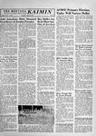 The Montana Kaimin, April 25, 1957