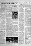 The Montana Kaimin, April 30, 1957