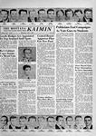 The Montana Kaimin, May 1, 1957