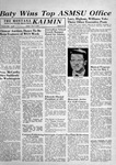 The Montana Kaimin, May 3, 1957