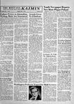 The Montana Kaimin, May 7, 1957
