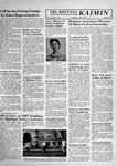 The Montana Kaimin, May 8, 1957