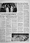 The Montana Kaimin, May 9, 1957