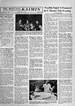 The Montana Kaimin, May 14, 1957