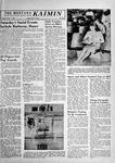 The Montana Kaimin, May 17, 1957