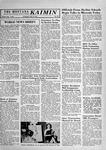 The Montana Kaimin, May 22, 1957