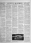 The Montana Kaimin, May 29, 1957