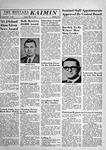 The Montana Kaimin, May 31, 1957