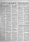 The Montana Kaimin, June 5, 1957