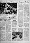 The Montana Kaimin, September 22, 1957