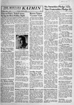 The Montana Kaimin, October 8, 1957