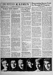 The Montana Kaimin, October 9, 1957