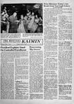 The Montana Kaimin, October 15, 1957