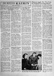 The Montana Kaimin, October 22, 1957