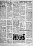 The Montana Kaimin, October 23, 1957