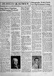 The Montana Kaimin, October 25, 1957