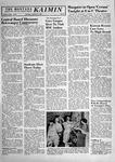 The Montana Kaimin, October 31, 1957