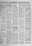 The Montana Kaimin, November 5, 1957