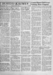 The Montana Kaimin, November 7, 1957