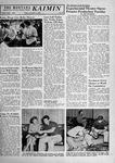 The Montana Kaimin, November 8, 1957