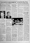 The Montana Kaimin, November 13, 1957