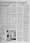 The Montana Kaimin, November 19, 1957