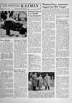 The Montana Kaimin, November 20, 1957