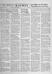 The Montana Kaimin, November 27, 1957