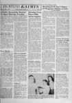 The Montana Kaimin, December 3, 1957