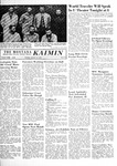 The Montana Kaimin, January 14, 1958