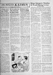 The Montana Kaimin, January 15, 1958