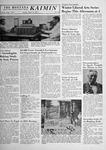 The Montana Kaimin, January 21, 1958