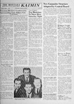 The Montana Kaimin, January 22, 1958