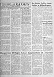 The Montana Kaimin, January 23, 1958