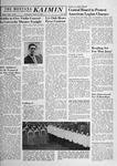 The Montana Kaimin, January 29, 1958
