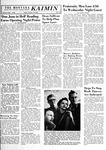 The Montana Kaimin, January 31, 1958