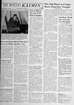 The Montana Kaimin, February 7, 1958