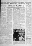 The Montana Kaimin, February 11, 1958