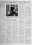 The Montana Kaimin, February 12, 1958
