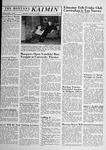 The Montana Kaimin, February 13, 1958